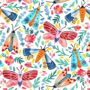 Moth Confetti - Smaller Scale