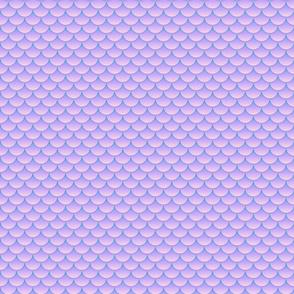 Mermaid scales 3D pink purple