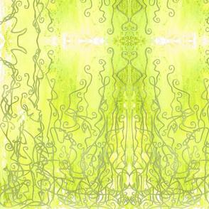Spring Palace Curtain