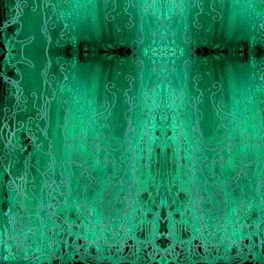 Emerald Palace Curtain