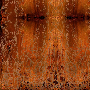 Copper Palace Curtain