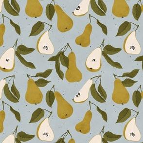 Pair of Pears / Regular Scale