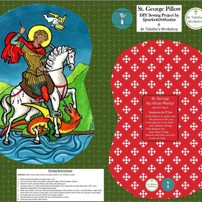 St George Pillow