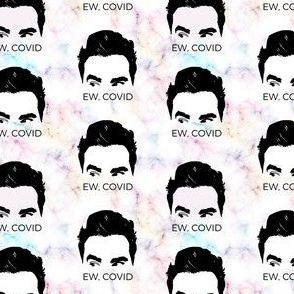 EW, COVID- Tie Dye Marble