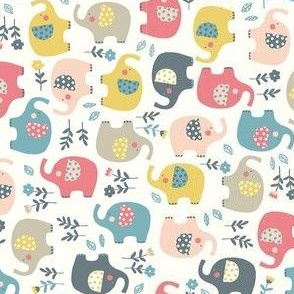 Mini Elephants