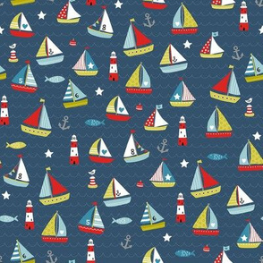 Novelty Sailboats