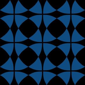 Wheel of Mystery Classic Blue Black