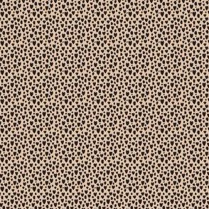 leopard hearts extra mini