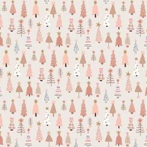 All the Christmas Trees Neutral mini