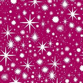 shimmering stars - wine