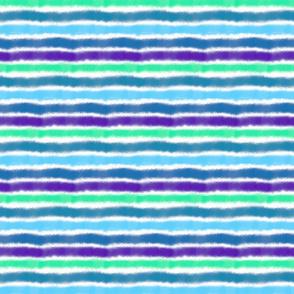blue stripes too