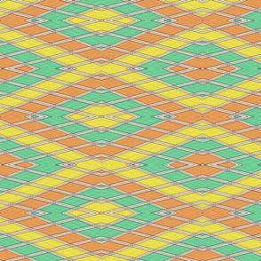 Diamond Pattern - Small
