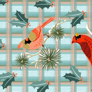 winterbirds on karo