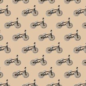 BMX bikes small khaki
