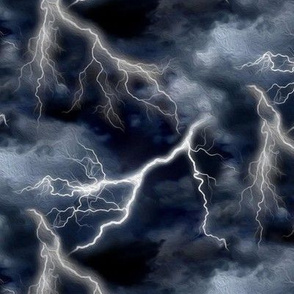 lightning at midnight - large