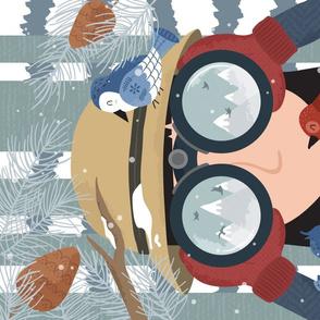 Winter Birdwatching