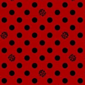 Polkadot Ladybug