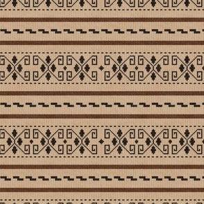 Pop Culture Cardigan Pattern - Small Scale
