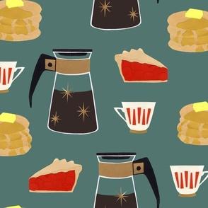 Diner Coffee, Pie & Pancakes