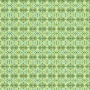 Soft Green Irish Clover
