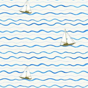 Boats and Waves