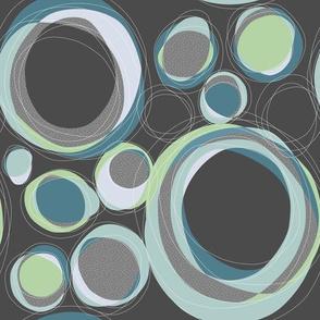 Cut Circles, Dark Ocean
