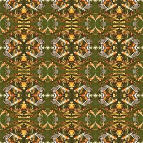 kaleidoscope Koi