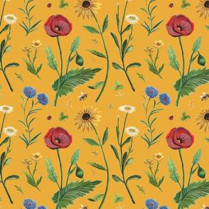 Orchard Wildflower Mustard