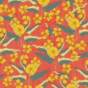 Block print flowers-nanditasingh