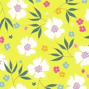 Sunshine floral 3