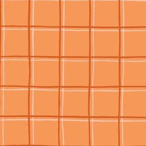 Tartan Orange