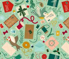 Sending Christmas Mail