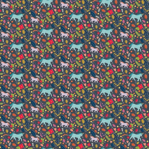 Unicorn Frolic
