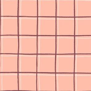 Tartan Pink