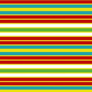 Summer Fun Stripes
