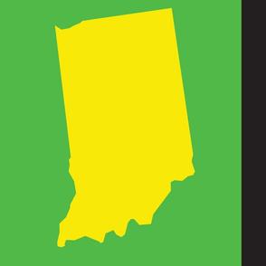 Indiana Pop Art Pattern