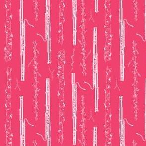 Woodland Bassoon (Pink)
