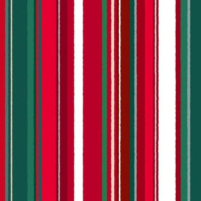 ChristmasWoods Stripes