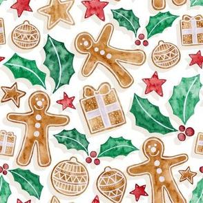Christmas Treats - white