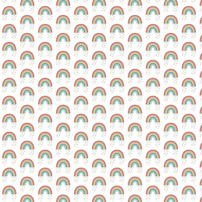 pastel rainbows small
