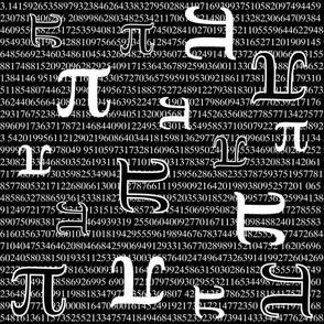 Pi are Square (Dark)