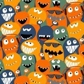 halloween monster fun