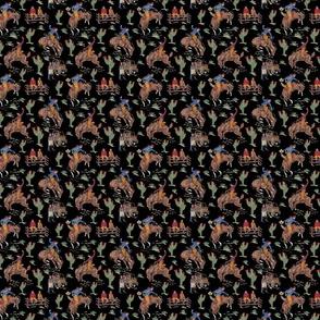 cowboys on black 4x4