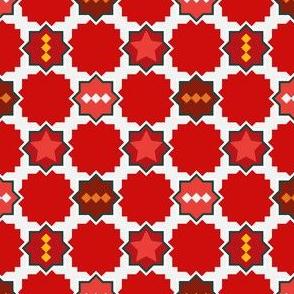 WEOMEPE RED FLOWER
