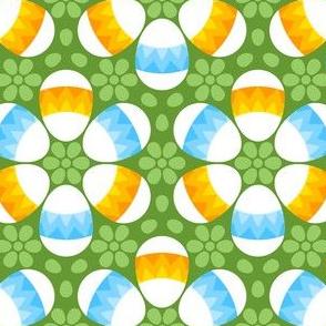 R6 eggs - zig-zag