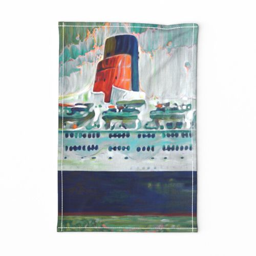 luxury liner tribute