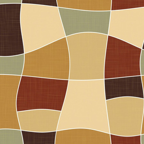chess waves - roycroft colors