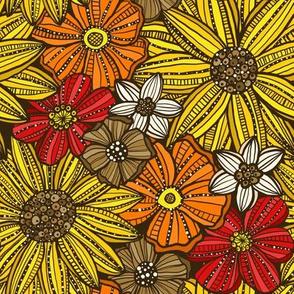 Sunflower Bouquet (Fall)