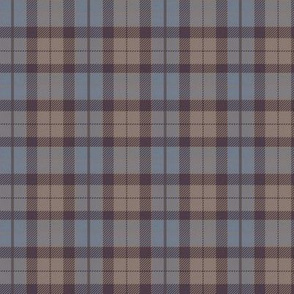 Outlander Fraser Tartan- small scale