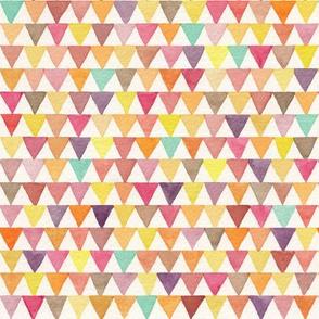 Klee Triangles Pattern